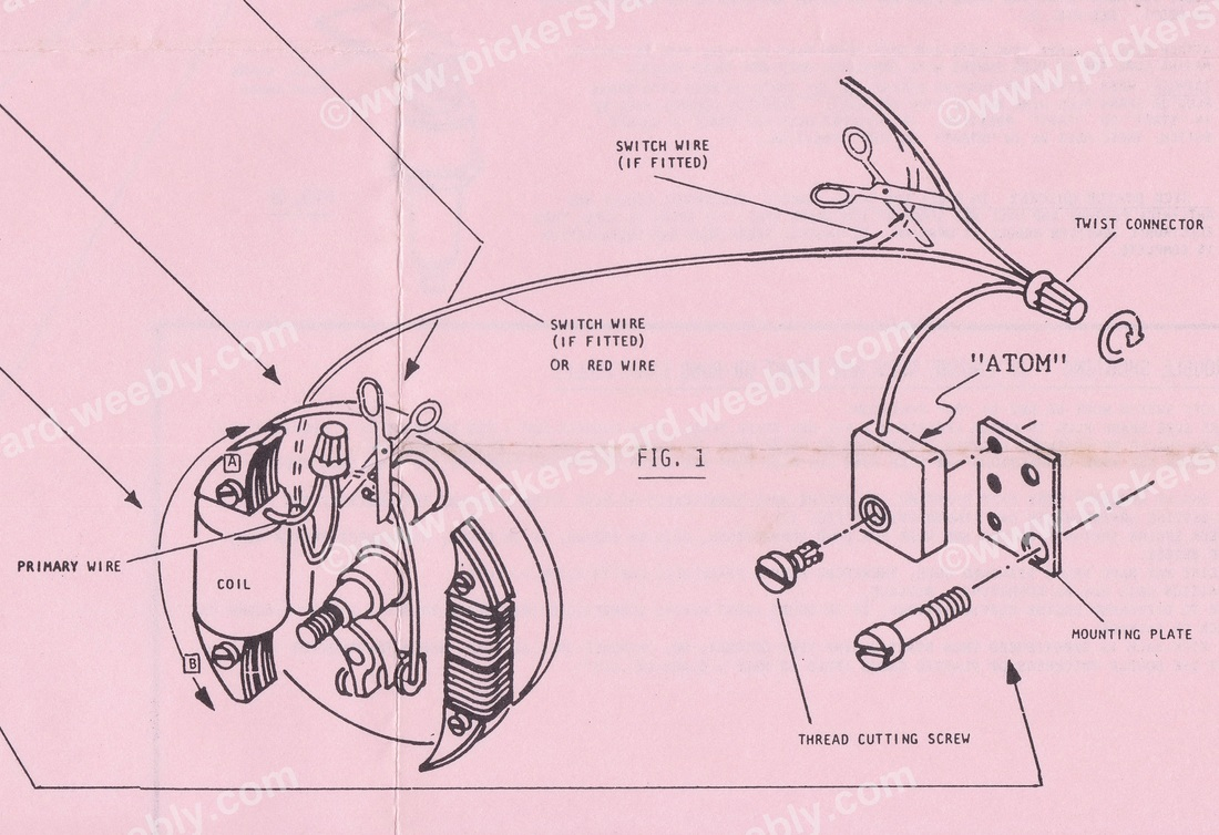 atom universal electronic ignition module welcome to pickersyard rh pickersyard weebly com Honda Civic Wiring Schematics Honda Civic Wiring Schematics